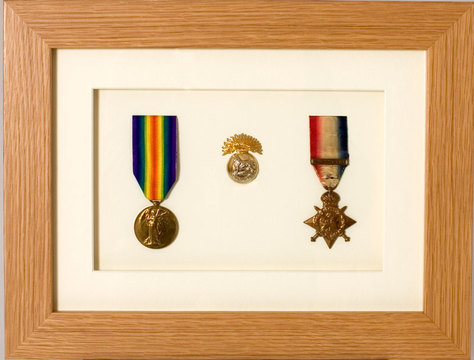 Medals and Coins